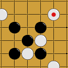 Noughts and Crosses Gomoku